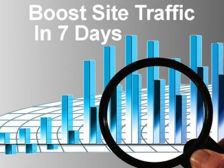 Increase traffic to your website with this 7 day course
