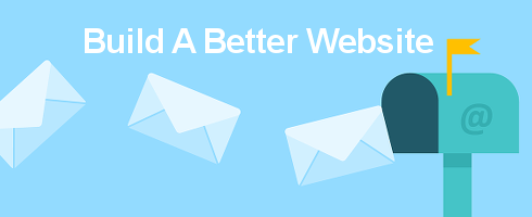 Build a better website email course