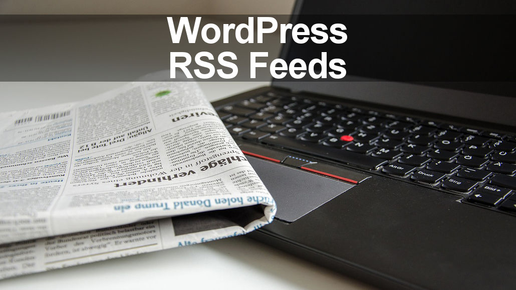 See how to configure the RSS feed for your blog or website and add it to an RSS feed reader