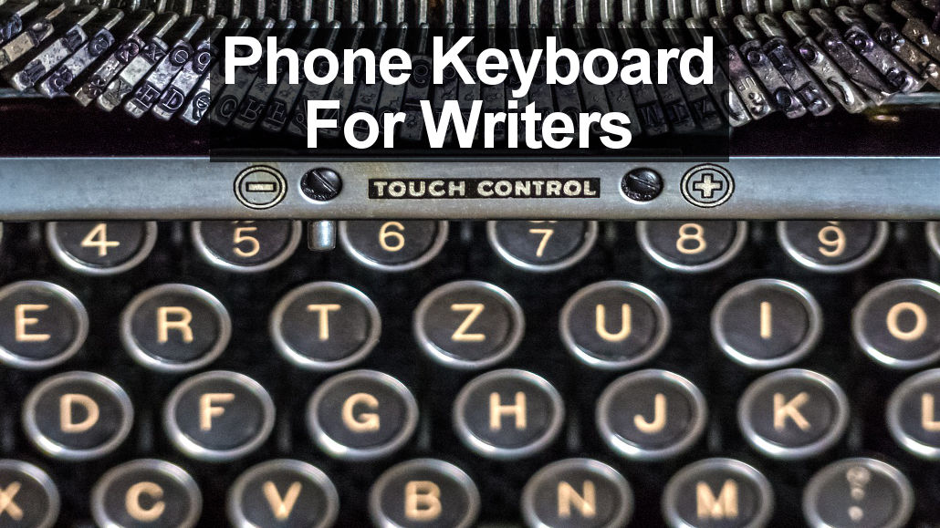 Replace the keyboard in your phone with Grammarly Keyboard and auto-correct errors.