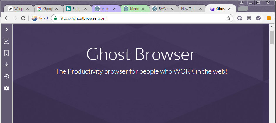 Take a tour of Ghost Browser and see how it can be used to log into websites with multiple accounts.
