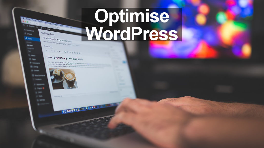 Optimise WordPress by deleting post revisions and other junk that bloats the WordPress databases