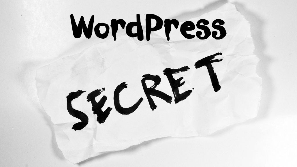 Create hidden content in WordPress to keep a secret and only reveal it when the reader clicks it.