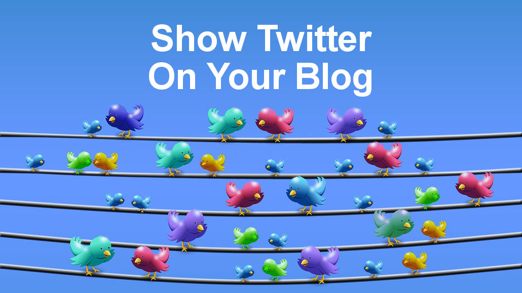 Create a widget for your WordPress website that shows a feed of your latest Twitter tweets.