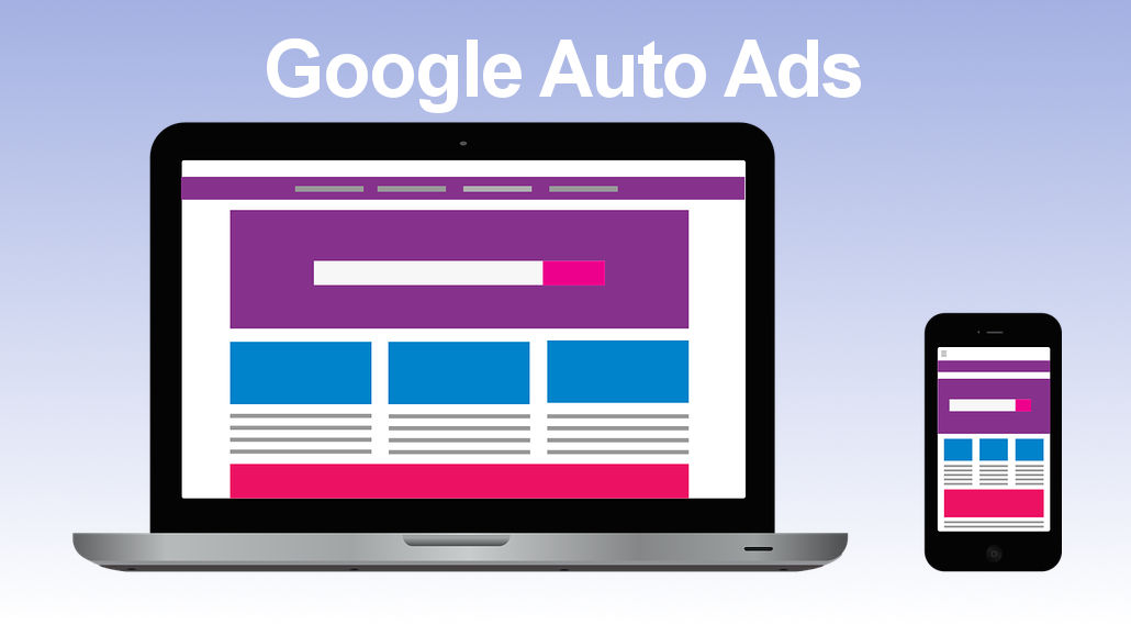 Google Auto ads makes displaying adverts on your website or blog much simpler.