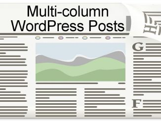 How to create multi-column text using the Shortcodes Ultimate WordPress plugin.