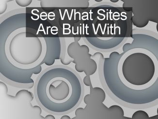 Chrome Extensions that reveal what websites are built with, including CMS, themes and plugins