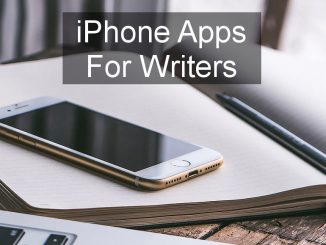 iPhone apps for writers enable you to write whenever you have an idea or a few minutes to spare