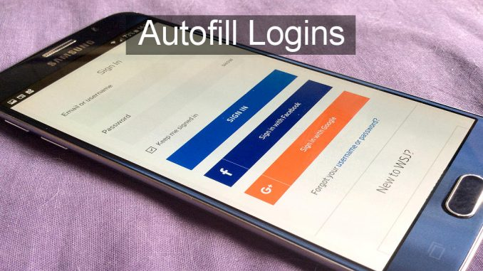 Here's why you should choose a password manager for your Android phone that supports Autofill