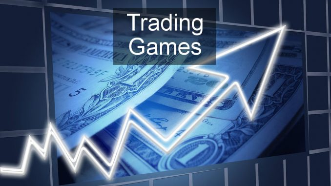 Entertaining and educational currency trading games for Android phones to teach you about investing