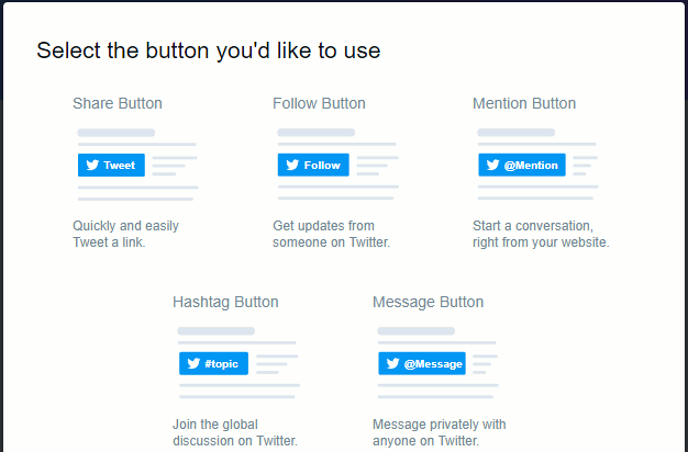 Embed tweets and Twitter buttons in web posts with Twitter tools