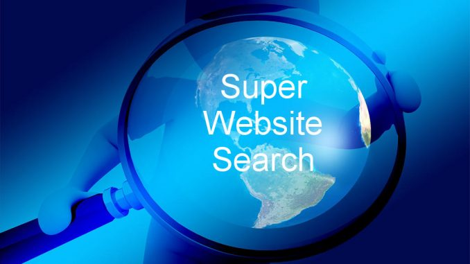 How to add a powerful search to your website for visitors with a WordPress search plugin