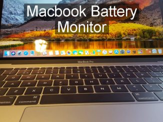 Battery Guru and Dr. Battery tested for the Apple Mac. Monitor battery levels