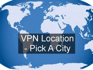 How to choose which city you are located in using a VPN. You can be anywhere in the world