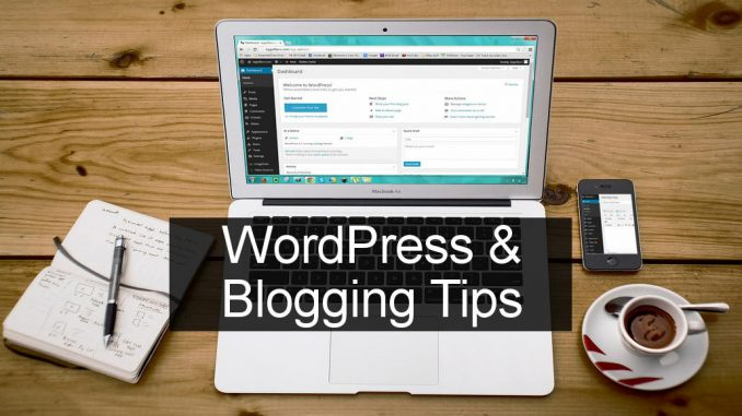 A collection of 25 great tips for blogging, WordPress, SEO and more. Make your site great!