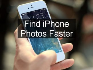 Use the clever search features in the Photos app on the iPhone and iPad to find photos fast