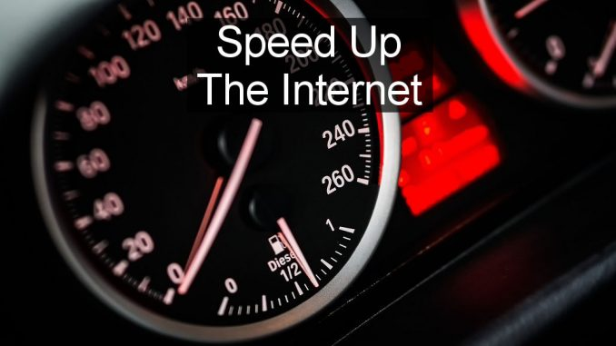 Is the web running at maximum speed? make it faster by enabling a VPN on your PC or Mac