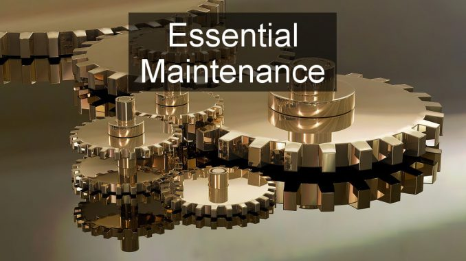 Keep the PC running smoothly with these essential maintenance tasks