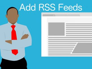 Self-writing articles for your website or blog are easy using RSS feeds. Use this guide