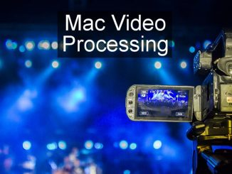 Edit and enhance video clips on the Apple Mac using VideoProc, then output them in different formats