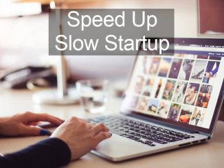 How to speed up the startup on an Apple MacBook or iMac. Get to the desktop faster