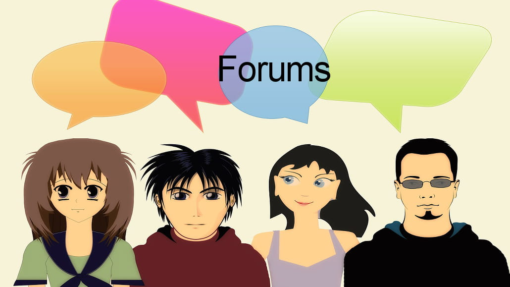 How to add discussions forums to a WordPress website