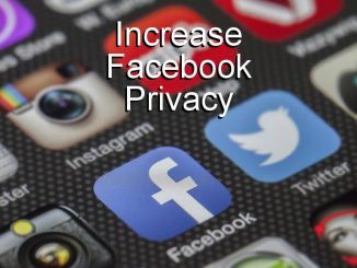 Improve Facebook privacy with these tweaks to the settings