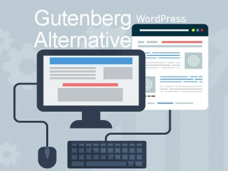 What are the alternatives to the Gutenberg post editor in WordPress?