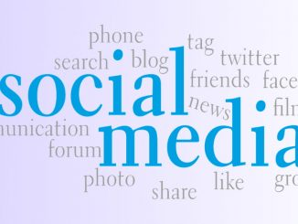 Schedule posts on social media to promote your blog, website, products or services