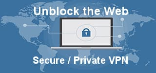 VPN - unblock the web