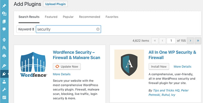 WordPress security plugins to protect your website