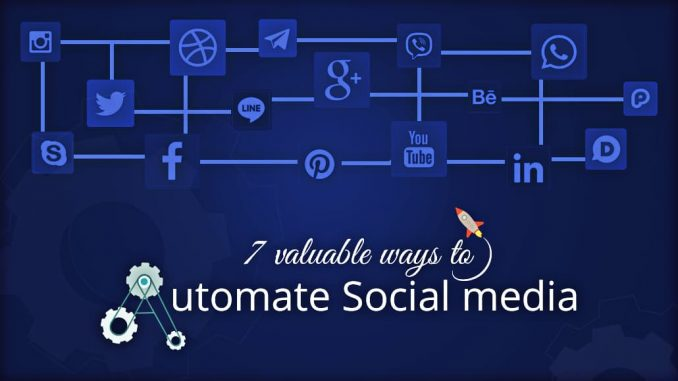 Automate social media - top tips from an expert