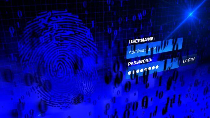 Security login and fingerprint