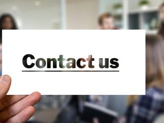 Contact us. How and why to add contact information to your website