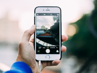 Take photos on your iPhone and view exif information stored in them