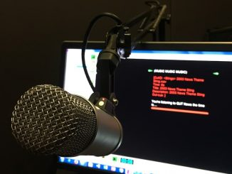 Microphone - create a podcast episode or show