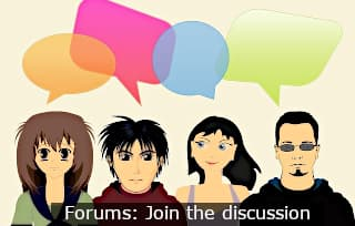 RAWinfopages discussion forums