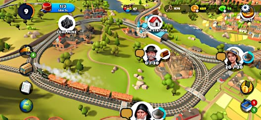 Train Station 2 game for Android phone