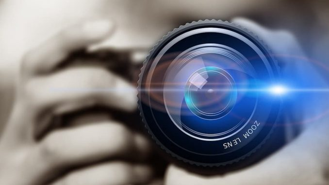 Camera lens - photography