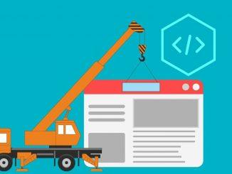 WordPress website maintenance illustration