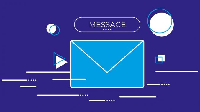 Email illustration: Mange your email storage in Outlook web mail