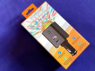 Technaxx phone charger for car