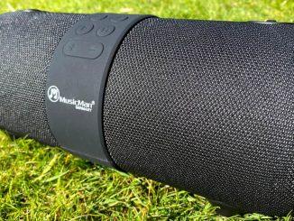 MusicMan SoundBlaster portable music player