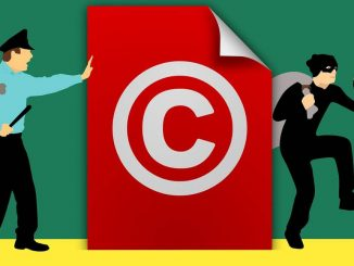 Copyright illustration: Protect your WordPress content