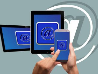 Email on a smartphone or tablet